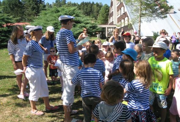 tábory pro rodiče s dětmi