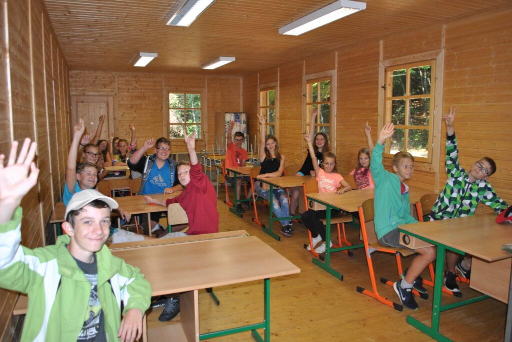 dětské tábory zdarma